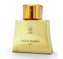 GOLD AMBER MEN Туалетная вода 75 мл