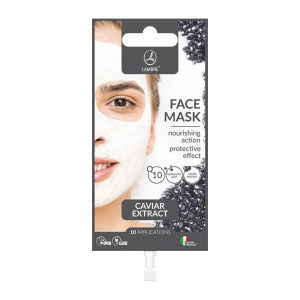 LAMBRE FACE CARE FACE MASK CAVIAR Маска для лица с икрой, 15 ml