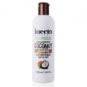 INECTO COCOUNT SHAMPOO шампунь для волос с маслом кокоса