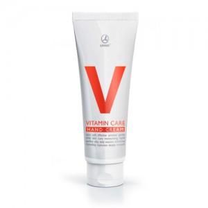 VITAMIN CARE HAND CREAM Увлажняющий крем для рук с комплексом витаминов