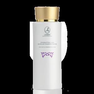 MICELLAR CLEANSING WATER Жидкость мицеллярная для снятия макияжа 120 ml