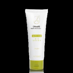 OLIVE OIL NIGHT CREAM Оливковый ночной питательный крем 80 ml