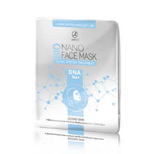 BIONANO FACE MASK DNA-NA+ Бионаноцеллюлозная маска для лица