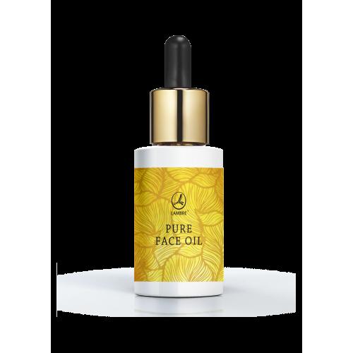PURE FACE OIL Омолаживающее масло для лица и шеи