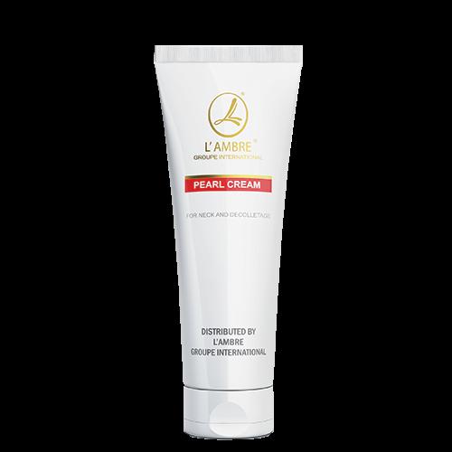 PEARL CREAM Крем увлажняющий для кожи шеи и области декольте 80 ml