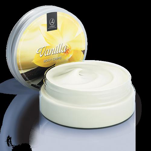 VANILLA BODY CREME Крем для тела с ароматом ванили